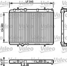 VALEO Engine Cooling Radiator Fits PEUGEOT 407 Sedan Wagon 2004-