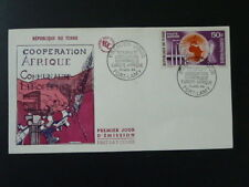 conference of presidents of Equatorial Africa FDC Chad 1964