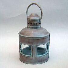 "17"" IRON LIGHTHOUSE LANTERN ~ SHIP LAMP ~ MARITIME ~ NAUTICAL DECOR ~ BOAT"
