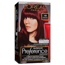 L'Oréal Paris Superior Preference INFINIA Hair Color, #4B Burgundy
