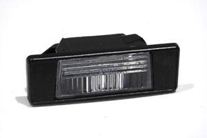 Nissan Juke NV200 Versa & Versa Note Rear License Plate Lamp Light OEM