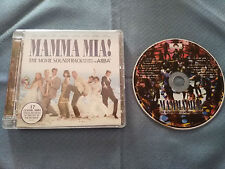 MAMMA MIA ABBA CD POLYDOR MOVIE SOUNDTRACK 2008 PIERCE BROSNAN MERYL STREEP