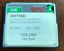 Bally Hot Spin 1GB card