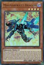Yugioh CIBR-EN011 Magnarokket Dragon 1st Edition Ultra Rare Card