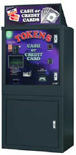 American Changer Ac6007 Cash or Credit Card Token Machine Dispenser