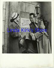 "Anne-Marie Gyllenspitz & Gerald Mohr Photograph ""Cross Current"" 1950s"