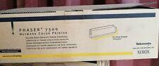 Genuine Xerox PHASER 7300 YELLOW HIGH CAPACITY 016197900 *New Sealed*