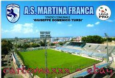 Martina Franca, Taranto - Stadio Campo Sportivo - Non Viaggiata - SC313