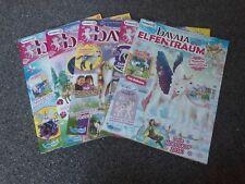 5 Elfen Bayala Schleich blue ocean Hefte Comics - ungelesen