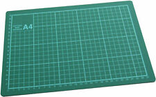 A4 Cutting Mat Non Slip Hobby Arts & Crafts Making Accurate Guides 22 x 30cm