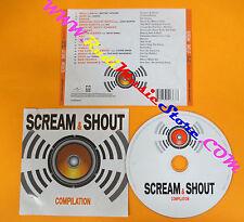 CD Compilation Scream & Shout WILL I AM GETTA RHIANNA PITBULL no lp mc vhs (C34)