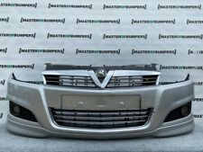 VAUXHALL OPEL ASTRA H FACE LIFTING 2008-2011 FRONT BUMPER GENUINE [Q559]