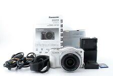 Panasonic LUMIX DMC-GF3X Digital Camera - White (Kit w/ H-PS14042) #639120-1393
