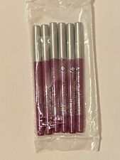 Lot of 6 JORDANA QuickLiner Lips lipliner #11 Wild Orchid