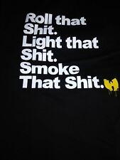 Vintage Wu Tang Clan Large Tshirt rap hip hop method man