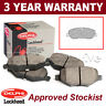 Front Delphi Lockheed Brake Pads For Land Rover Discovery Range 4.2 4.4 LP1935