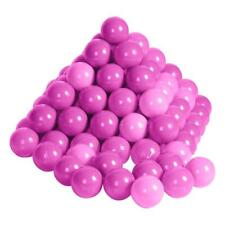 Knorrtoys Bälleset 6 cm - 100 Stück Girl sortiert pink / rosa