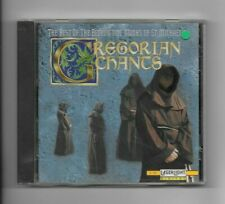 Gregorian Chants: The Best of the Benedictine Monks of St. Michael's CD