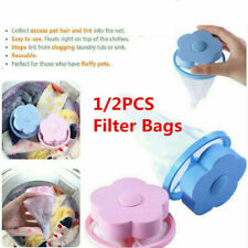 Floating Pet Fur Catcher Laundry Lint Hair-Remover Tools-Cleaning Washer Filter.