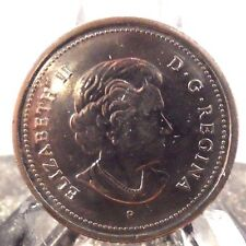 CIRCULATED (1604)-2004 25 CENT CANADIAN COIN (70917)1