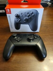 Nintendo Wireless Pro Controller for Switch - Tested - Authentic