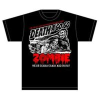 Rob Zombie 'Crash' T-Shirt - NEW & OFFICIAL!