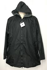 Outwrap Stadium Reversible Jacket w/ Build In Seat S Water/snow Proof  Black Zip
