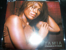 Tamia Stranger In My House Australian Remixes CD Single - Like New