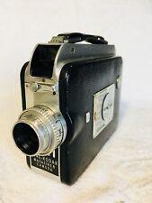 VTG Antique Cine-Kodak Magazine 8 Camera Eastman Ektanon Lens 13mm USA Movie GUC