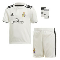 Real Madrid Trikot Hose Stutzen Größe 98 Minikit Beflockung Hazard Sergio Ramos