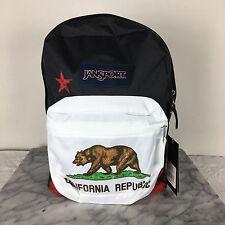 Jansport Superbreak Backpacks California Republic AUTHENTIC School backpack bags
