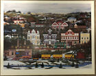 """Jane Wooster Scott """"Pride of Pennsylvania"""" Limited Edition Lithograph w/ COA"""