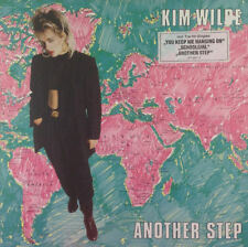 """Kim Wilde - Another Step - 12"""" LP - k894 - washed & cleaned"""
