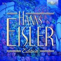 EDITION 10 CD NEUF EISLER,HANNS