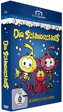 Die Schnorchels - Staffel 1: Die Schlümpfe des Meeres - Fernsehjuwelen DVD