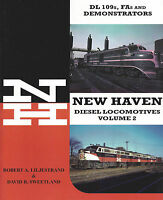 NEW HAVEN Diesel Locomotives Vol 2, EARLY CAB UNITS: DL 109s, FAs, Demos - (NEW)