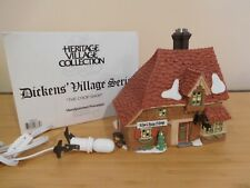 Dept 56 Dickens Village - The Chop Shop
