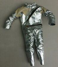 Vintage GI Joe 1964 Astronaut Foil Suit Three Zipper Hasbro