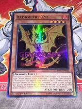 Carte Yu Gi Oh RADIOPIERE XYZ WSUP-FR046 x 3