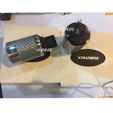 A pair FI-50M NCF(R) Ultimate US Grade  Power Plug Rhodium plating High-End