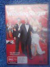 THE WEDDING RINGERKEVIN HART,JOSH GAD, DVD MA R4 SEALED