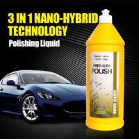 500ML Verre liquide Nano céramique vernis de voiture revêtement hydrophobe 17oz