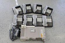 Avaya Lucent Partner Acs Business Phone System 8 Phones Refurbished
