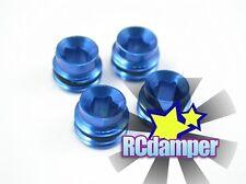 GPM ALUMINUM KNUCKLE COLLARS x4 B TRAXXAS 1/16 MINI E REVO SUMMIT SLASH RALLY