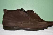 Barneys New York Suede Chukka Ankle Boots Men's 11 M