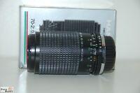 Olympus OM1 Hanimex HMC 1:4 70-210mm 4,5-5,6 Telezoom Objektiv Macro Lens (NEU)