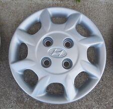 "14"" 1998 99 00 Hyundai Elantra 8 Spoke Hubcap Wheel Cover 5296029421"