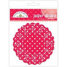 Doodlebug ~ Paper Doilies ~ Ladybug Polka Dot