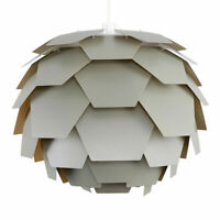 MiniSun Modern Easy Fit Designer Artichoke Ceiling Light Pendant Shade LED Bulb