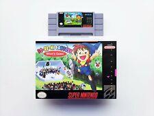 DoReMi Fantasy Milon's Quest ENGLISH - Game / Case Super Nintendo SNES - (USA)